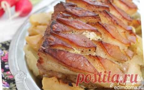 Krustenbraten или «хрустящее жаркое» | Кулинарные рецепты от «Едим дома!»