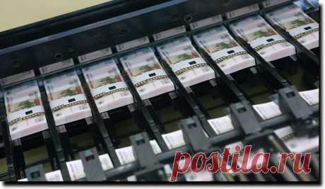 Сколько стоит напечатать деньги? | Секреты от работника