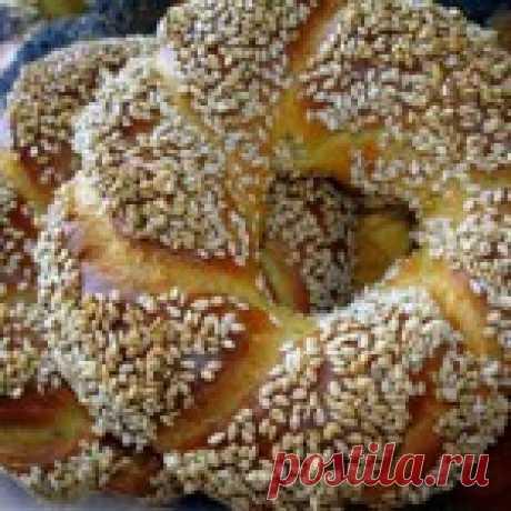 Рецепт бубликов с маком - Хлеб от 1001 ЕДА