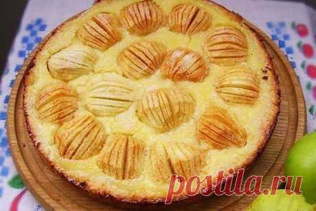 """Яблочный пирог """" Обалденный """""""