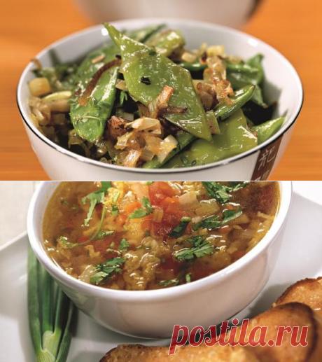 Постный обед: 3 варианта сбалансированного постного меню