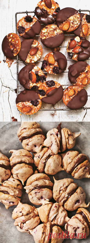 Мелочь, а приятно: 4 зимних десерта для праздничного стола | Glamour.ru