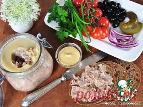 Рийет из свинины – кулинарный рецепт