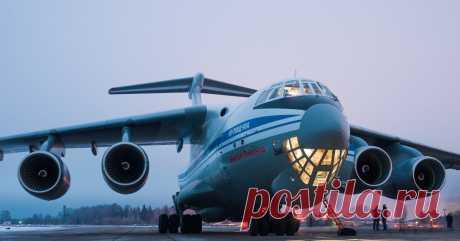Ил-76МД-90. Новый транспортный самолет | SpaceForYou | Яндекс Дзен