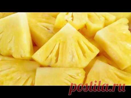 Никто и не поймет, что это не ананасы, а КОНСЕРВИРОВАННАЯ ТЫКВА! Обязательно попробуйте приготовить