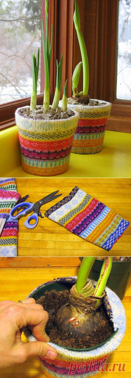 Новые вещи из надоевшего свитера | Рукоделие