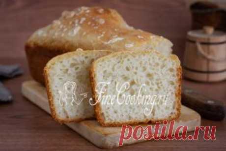 Заливной хлеб Один из самых простых рецептов домашнего хлеба, который сможет приготовить любой желающий.