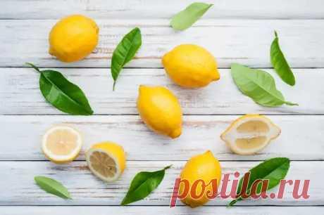 Необычное применение лимонных корок - С миру по нитке - медиаплатформа МирТесен