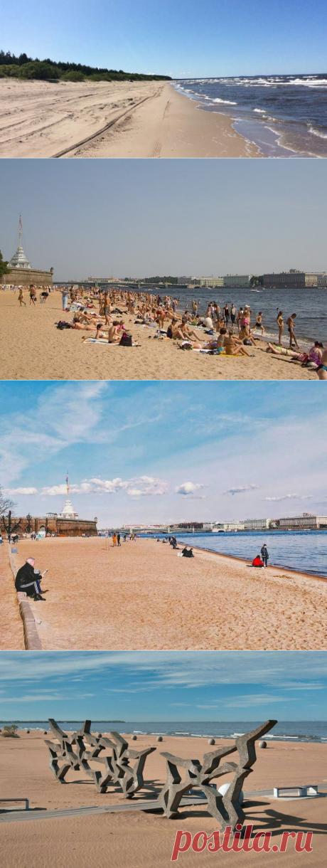 Пляжи Санкт-Петербурга - где находятся, как добраться, фото, [26 пляжей]