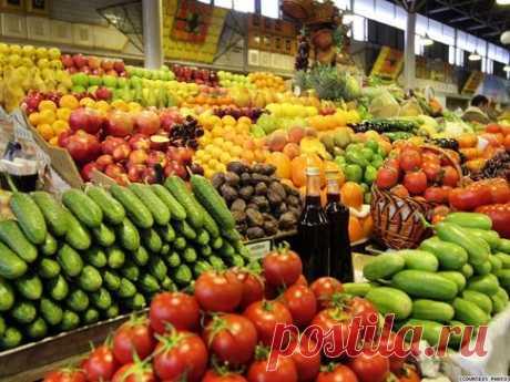 Этот простой способ очистит фрукты и овощи от вредных пестицидов! Секрет от одного фермера!