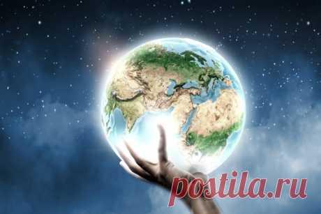 Как росло население Земли (визуализация)