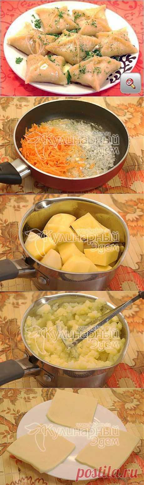 Картофельники - Для пароварки. Вторые блюда в пароварке