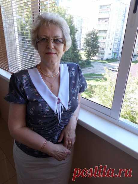Тамара Протасова