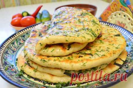 Базлама. Турецкие лепешки на сковородке. | Марина Ломака | Яндекс Дзен