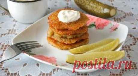 Как приготовить вкусные драники Простой рецепт картофельных драников в домашних условиях. Секреты идеального блюда!