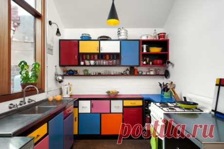 15 ярких и стильных интерьеров кухни, которые вдохновят на смелые эксперименты
