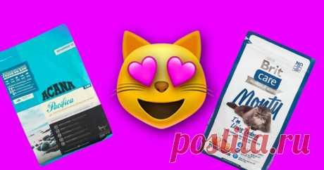 5 лучших марок сухого корма для кошек Хоть самому ешь.