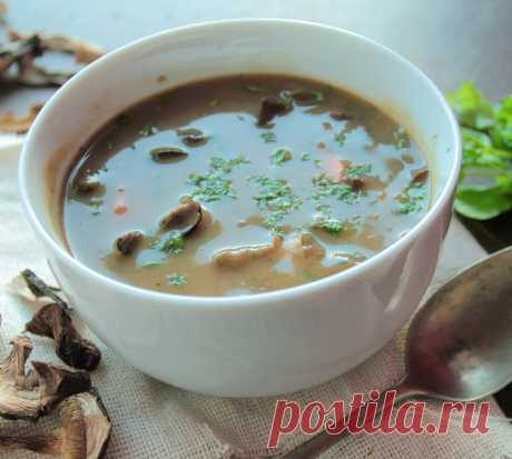 Старорусские постные супы: грибной с ушками и шти с рыбиной. | DiDinfo | Яндекс Дзен