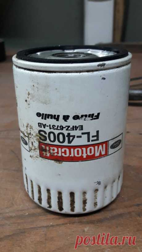 Масляный фильтр Ford на LADA Granta! | North Wind | Яндекс Дзен