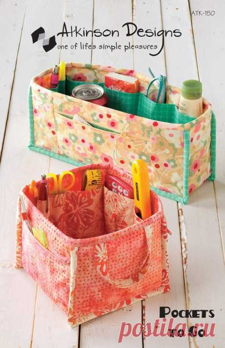 We sew bags the hands - MK - Patterns