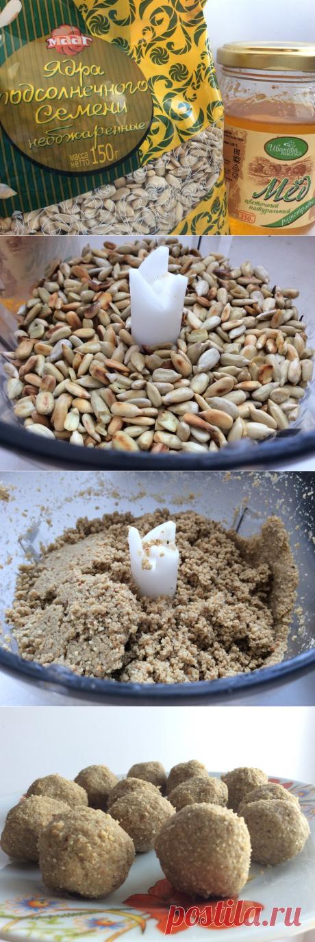Халва - рецепт - как приготовить - фото рецепт