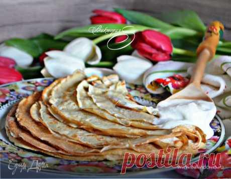 Заварные блины на кефире рецепт 👌 с фото пошаговый | Едим Дома кулинарные рецепты от Юлии Высоцкой