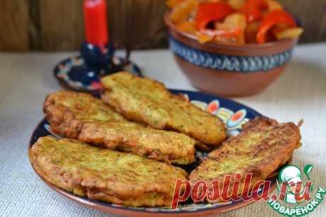 Куриная грудка в картофельном тесте – кулинарный рецепт
