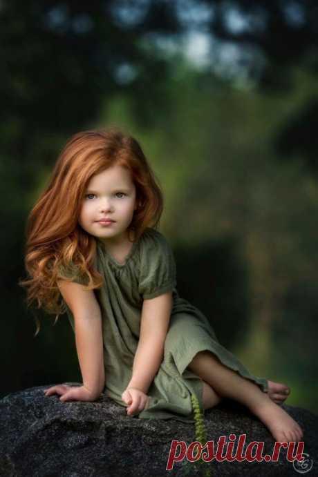 Самые очаровательные фотопортреты детей