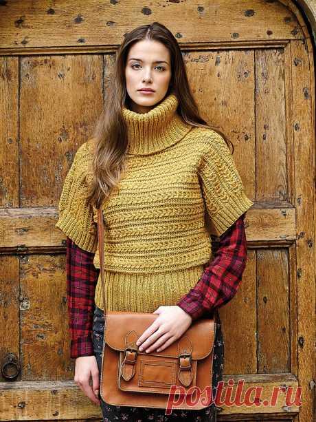Джемпер Alba, Pure Wool Worsted