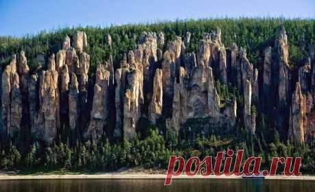 Национальный парк Ленские столбы, Россия - Путешествуем вместе