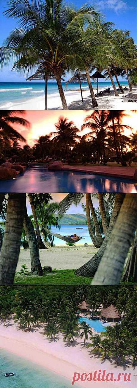 10 самых красивых островов мира - ЖУРНАЛ СО ВКУСОМ