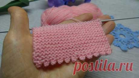 КРЕАТИВНОЕ ВЯЗАНИЕ спицами и крючком - Knitting & Crochet