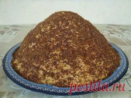 Самые проверенные рецепты - Торт муравейник