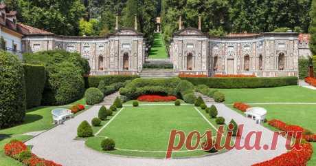Где провести летний отпуск по-королевски Герцог Виндзорский и король Альберт посоветовали бы отдохнуть в отеле на озере Комо Villa D'Este