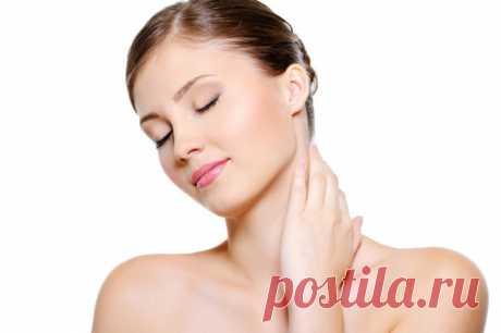 Маски для омоложения кожи шеи и зоны декольте