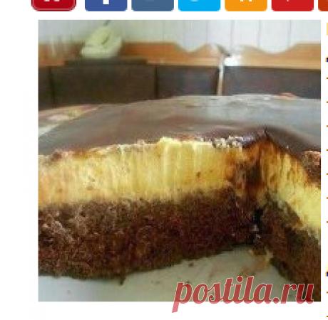 Тортик «Эскимо»..очень нежный на вкус » Женский сайт InfoWoman.com.ua. Полезные советы для женщин