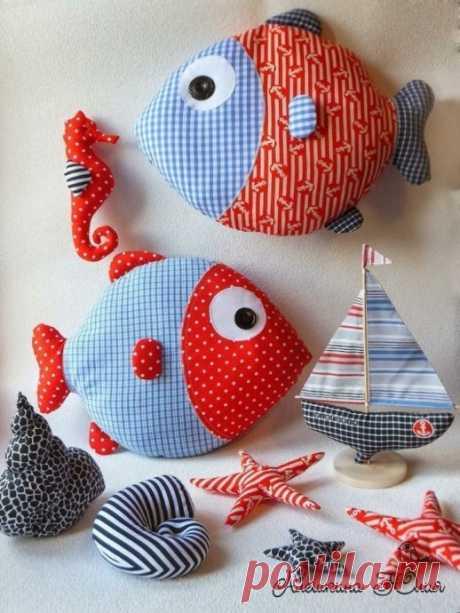 Рыбы-подушки