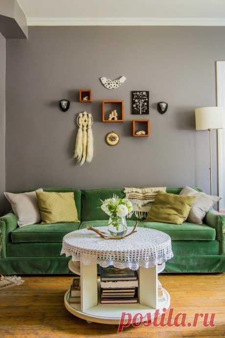 Броско, ярко, энергично: цвета в интерьере и одежде