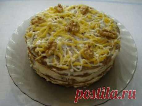 Печеночные торты (советы и рецепты)