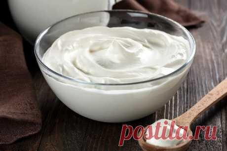 Творожный крем с желатином для торта со сметаной или сливками