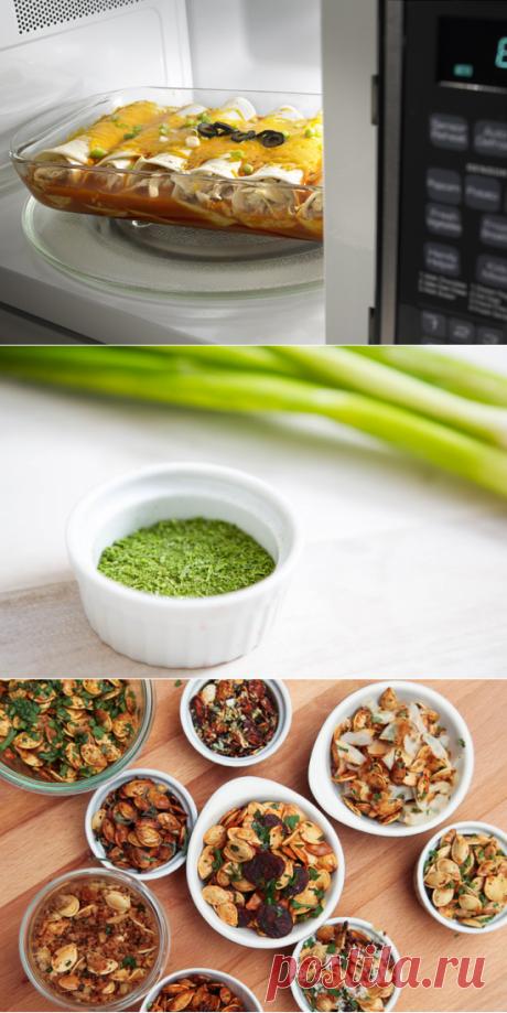 8 лучших блюд из микроволновки