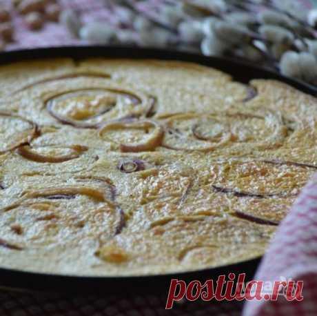 Фарината - пошаговый рецепт