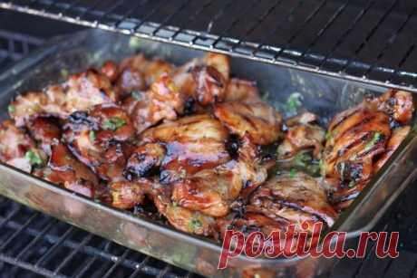 Курица в ананасовом маринаде по-гавайски рецепт | Гранд кулинар