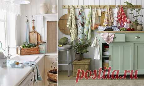 10 способов стирки кухонных полотенец и 5 способов отбеливания