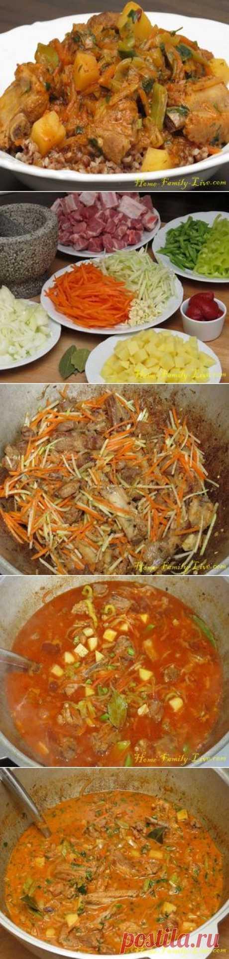Подлива - Кулинарные рецепты