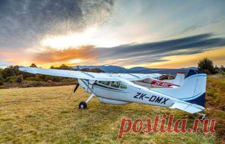 Фото Cessna Skywagon (ZK-DMX) - FlightAware