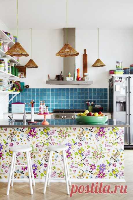 Популярные стили оформления кухни / Домоседы
