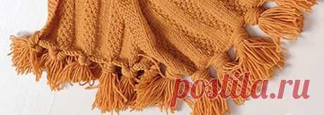 Как сделать бахрому на вязаном шарфе - три популярных способа Вопрос о том как сделать бахрому на вязаном шарфе интересует многих рукодельниц. Поскольку края шарфа с бахромой выглядят очень эффектно.