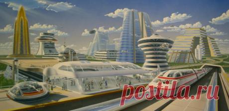 Как люди из прошлого представляли будущее | Life in the USSR