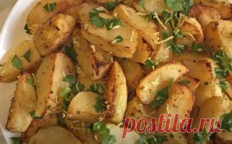 Картофель по Гречески в Духовке Рецепт за 40 Минут Картофель по гречески по этому рецепту получается невероятно вкусным, очень ароматным. У картошки хрустящая сливочная корочка.